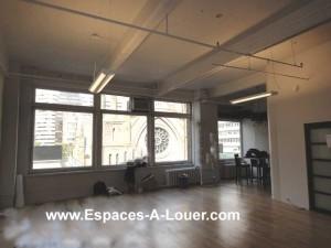 location bureau loft centre ville