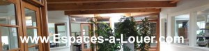 Superbes bureaux de style loft Place Jacques Cartier