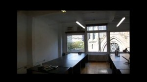 Loft style office space downtown Montreal