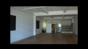 Inside the loft downtown Montreal