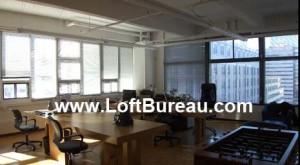 superbe bureau style loft centre ville montreal