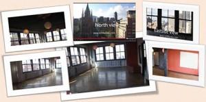 Espace bureau style loft centre ville